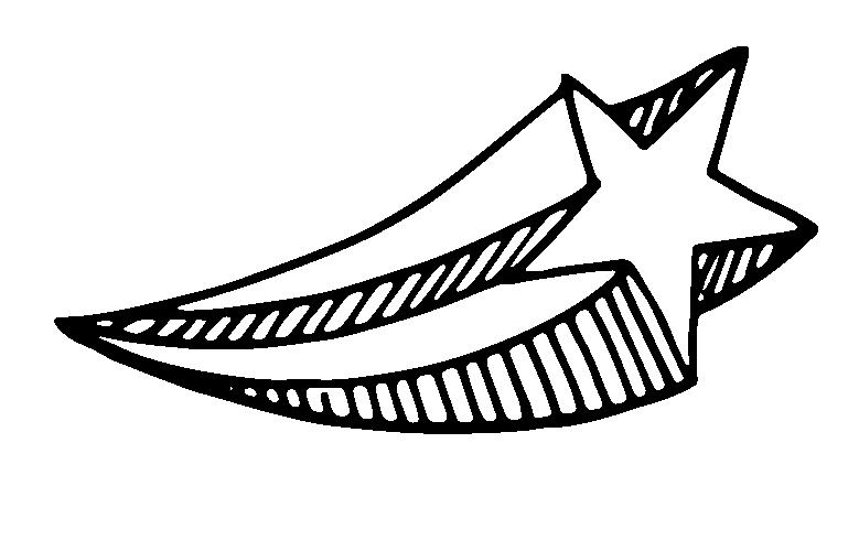 elopement - Shooting star