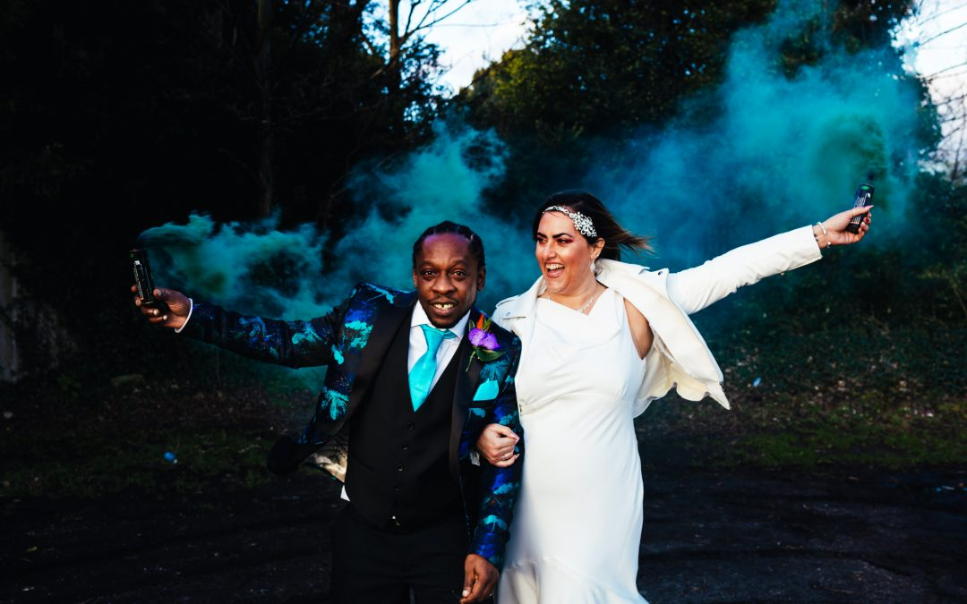 Nottingham City Wedding – Jae & Chris