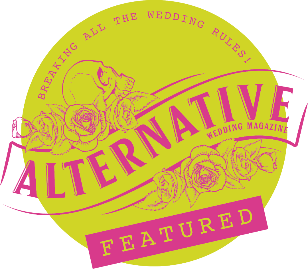 Wedding Photography Nottingham - Alternative Wedding Magazine Supplier Badge