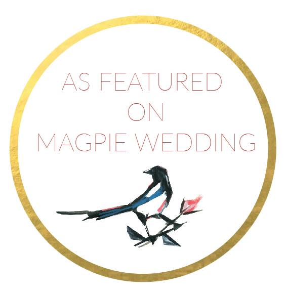 Wedding Photography Nottingham - As featured on Magpie Wedding Blog