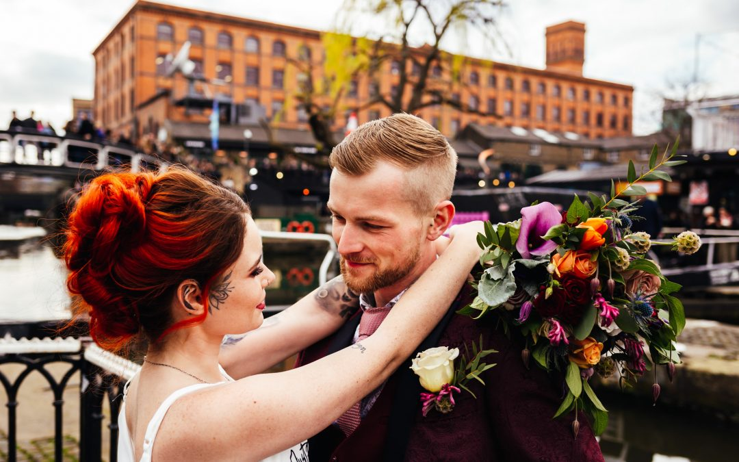 City Micro-Elopement – There Is Magic On Your Doorstep!